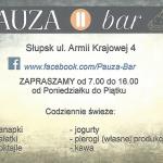 Pauza bar